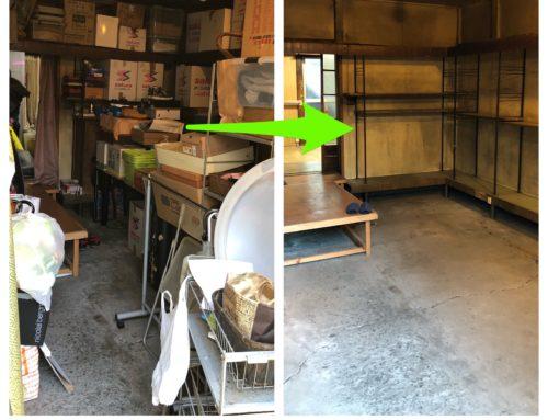 遺品整理(東京都) Before & After