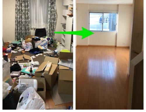 生前整理(神奈川県) Before & After
